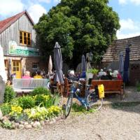 Take a break at one of the character filled cafe's in rural Germany