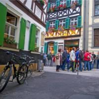 Taking a break to sample the goods on the Bavarian Beer Trail | Andrew Bain