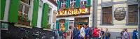 Taking a break to sample the goods on the Bavarian Beer Trail |  <i>Andrew Bain</i>