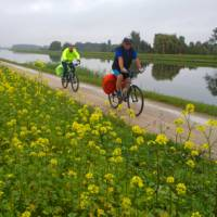 Cyclists on the Bavarian Beer Trail | Andrew Bain