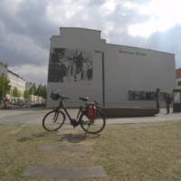 At Bernauer Strasse you will encounter memorials, old sections of the original wall and iconic pictures | Brad Atwal