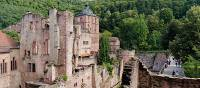 Marvel at the world-famous Heidelberg Castle ruins