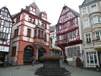 Traditional looking house on Moselle bike and barge |  <i>KVS Tours GMBH</i>