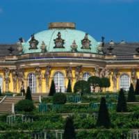 Sanssouci Palace near Potsdam