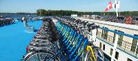 bikes on board the MS Princess