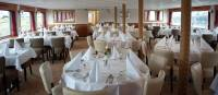 Dining room with panoramic windows on the MS Princess