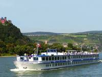 MS Arlene II Premium Category A boat on Moselle and Rhine Rivers
