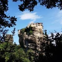 The monastery of Varlaam, Meteora | Hetty Schuppert