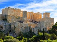 The ancient Acropolis in Athens is a sight to behold