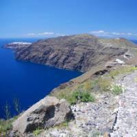 Coastline in Crete