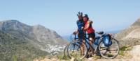Cycling through Greece's stunning Cyclades Islands