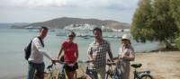Cycling the Greek Islands   Jac Lofts