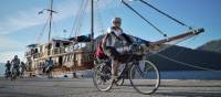 Electric bikes are available on most Cycle & Sail trips in Greece and Croatia