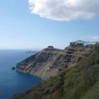 Walking to Fira on the idyllic island of Santorini | Hetty Schuppert