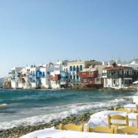 The local charm of Greece's Cyclades Islands