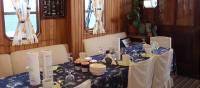 Greek Islands - Panagiota saloon | Efti Poulos