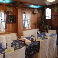 Greek Islands - Panagiota saloon   Efti Poulos