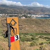 Andros Island makes for an enjoyable walking holiday in Greece | Sarah Baxter