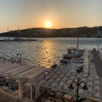 Relax by the Aegean Sea at the end of your walking days | Sarah Baxter