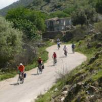 Cycling through the Ionian Islands
