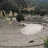 Historic Delphi, Greece