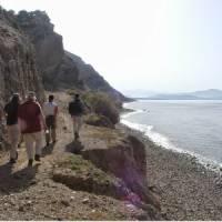 Walking on the south coast of Crete | Hetty Schuppert