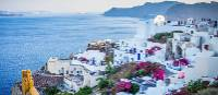 Romantic and charming, Santorini's Oia is a quiet village famed for it's spectacular sunsets