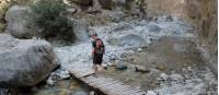 Walking through Samaria Gorge in Crete |  <i>Jaclyn Lofts</i>