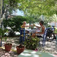 A well-earned break in Greece - Yamas!