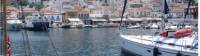 Sailing boats in the harbour of Hydra, Peloponnese Islands |  <i>Tom Panagos</i>