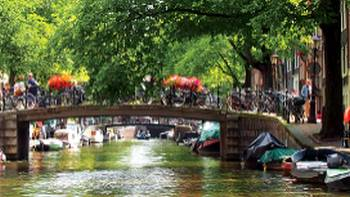 The famous canals of Amsterdam | Nick Kostos