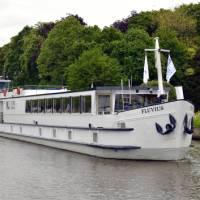 MS Fluvius | Boat Bike Tours