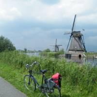 Traditional windmills outside of a small Dutch village, Holland | Jan Shaddick