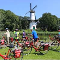 Enjoy all the typical Dutch sites on a cycling trip in Holland