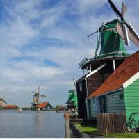 Cycle to the open air museum Zaanse Schans | Dassel