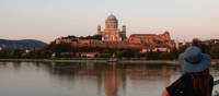 Admiring the Esztergom Basilica | Lilly Donkers