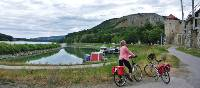 Cycling along the Danube in Hungary |  <i>Lilly Donkers</i>