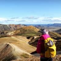 On the Laugavegur trek in amazing Iceland | Liss Myrays