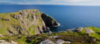 The spectacular cliffs of Slieve League |  <i>Brian Morrison</i>