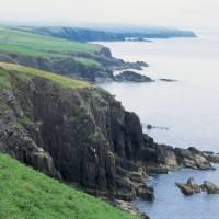 Cliffs of the Dingle peninsula.   Holger Leue
