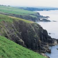 Cliffs of the Dingle peninsula. | Holger Leue