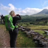 Hiking along the Kerry Way