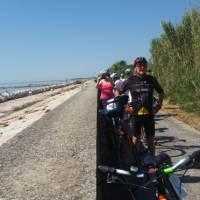 Taking a break on the island of Lido | Dana Garofani