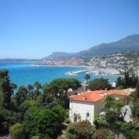 Cycle along the spectacular coastline from Nice in France to Genoa in Italy