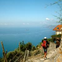 Walk of the Gods, between Agerola and Positano   Sue Badyari