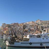 Agrigento on the Mediterranean coast of Sicily