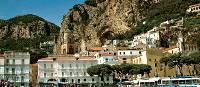 Mountains meet the sea, Amalfi coast, Italy | Sue Badyari