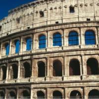 Rome's Colosseum; the sum of Roman architectural achievement | Sue Badyari