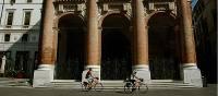 Architecture on the Bolzano to Venice cycle, Italy | Sue Badyari