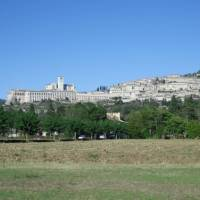 Assisi church of San Francesco